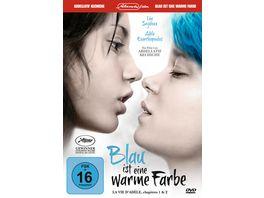 Blau ist eine warme Farbe La vie d Adele
