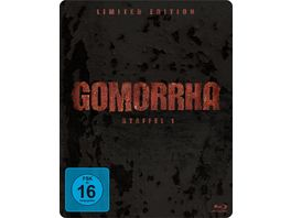 Gomorrha Staffel 1 Steelbook LE 4 BRs