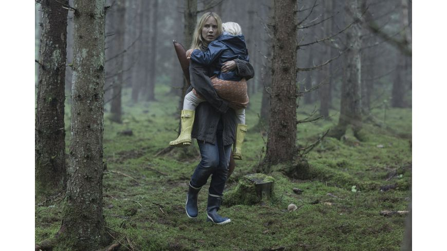 Jordskott Die Rache des Waldes Staffel 1 3 BRs
