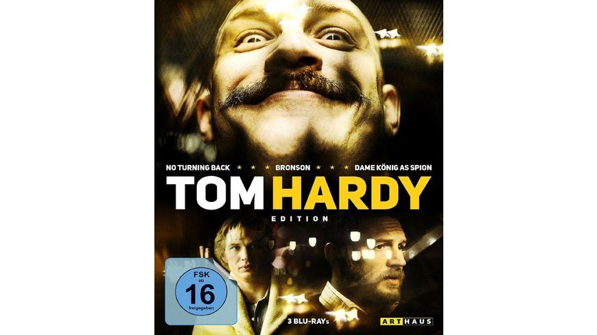 Tom Hardy Edition 3 BRs