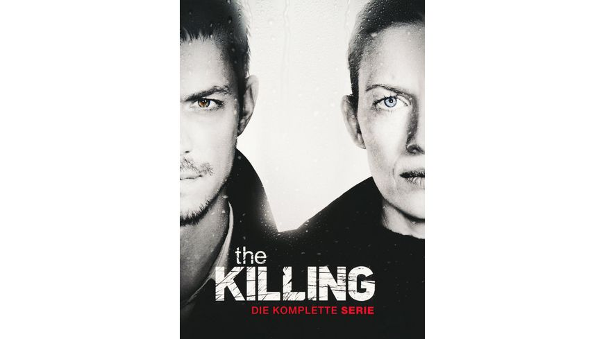 The Killing Gesamtedition 14 DVDs