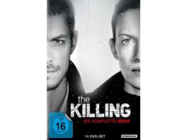 The Killing Gesamtedition 14 DVDs