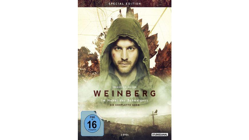 Weinberg Komplette Serie Mediabook SE