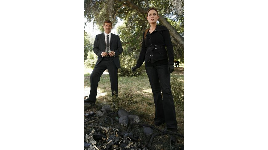 Bones Season 4 7 DVDs