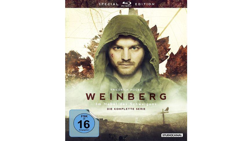 Weinberg - Die komplette Serie - Mediabook  [SE]