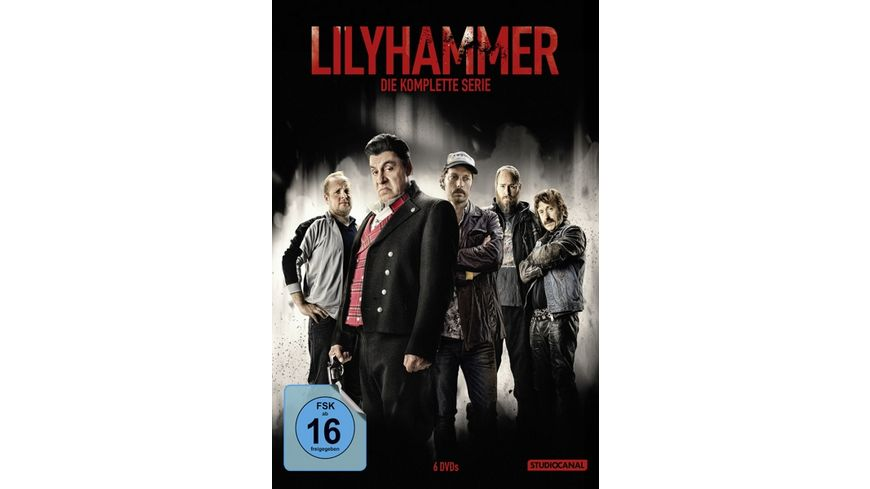 Lilyhammer Staffel 1 3 Gesamtedition
