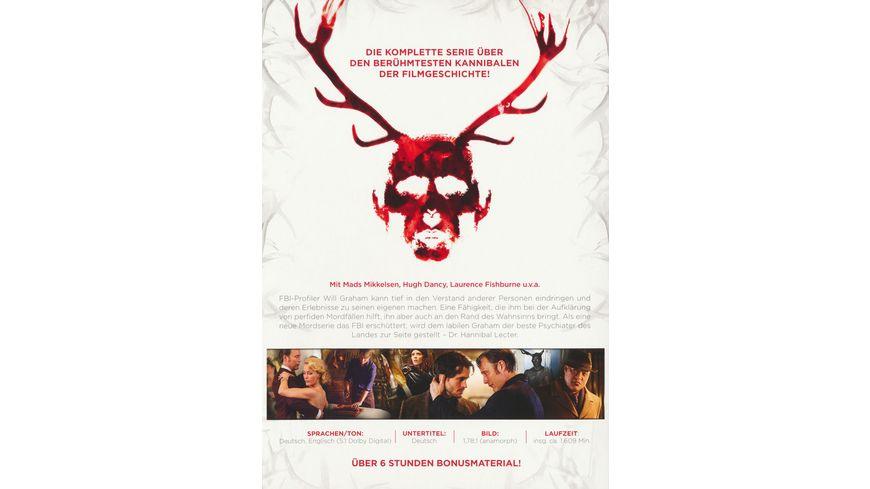 Hannibal Staffel 1 3 Gesamtedition 12 DVDs