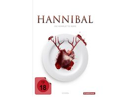 Hannibal Staffel 1 3 Gesamtedition 12 DVDs