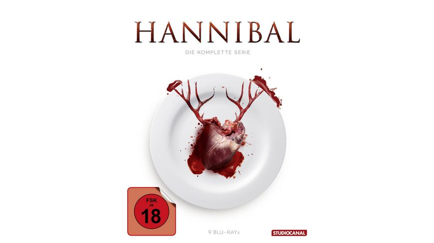 Hannibal Staffel 1 3 Gesamtedition