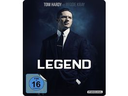 Legend Steel Edition