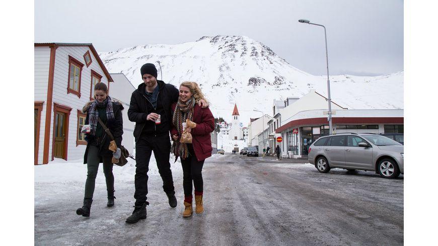Trapped Gefangen in Island Staffel 1 4 DVDs