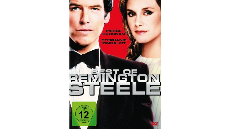 Remington Steele Best Of 7 DVDs