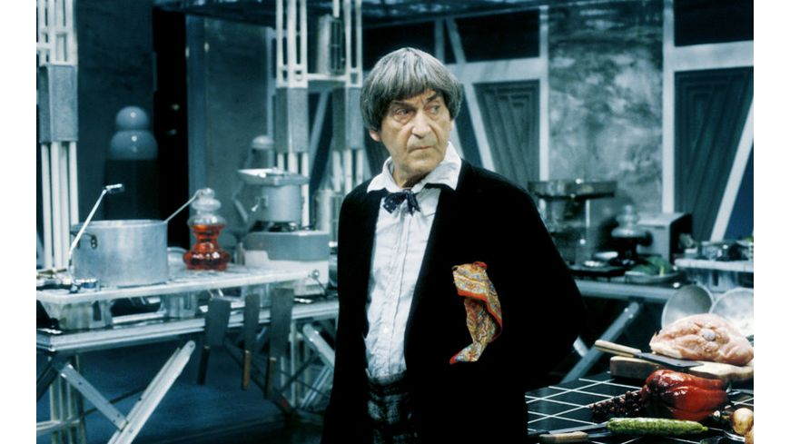 Doctor Who Sechster Doktor Vol 2 5 DVDs