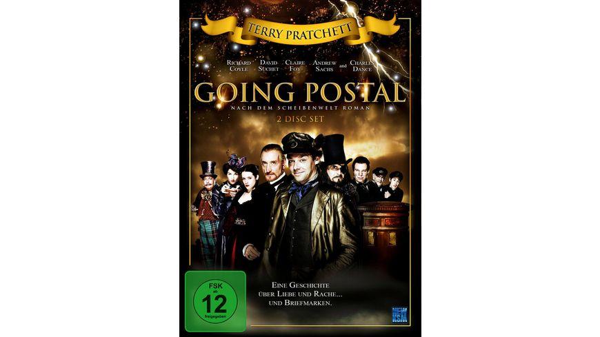 Going Postal 2 DVDs