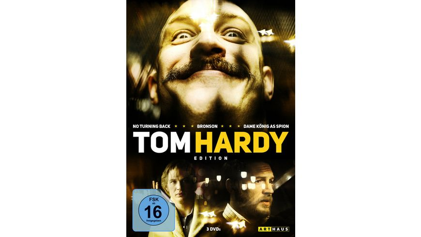 Tom Hardy Edition 3 DVDs