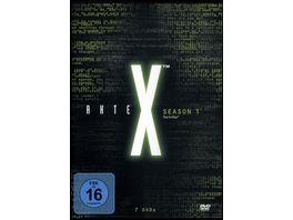 Akte X Season 1 7 DVDs