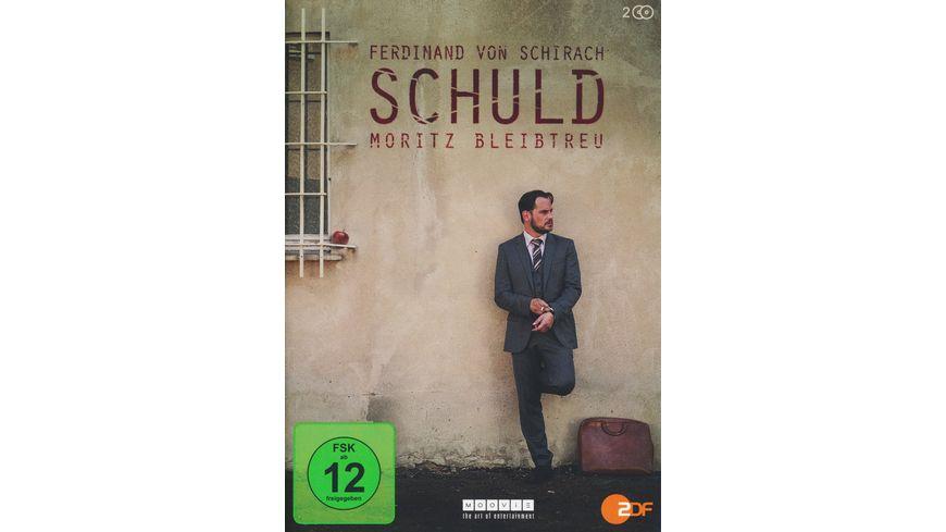 Schuld 2 DVDs