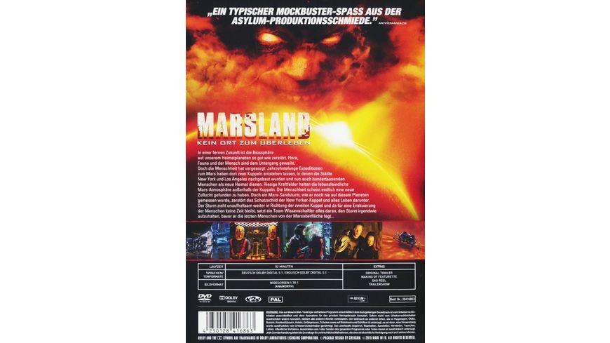 Marsland Kein Ort zum Ueberleben