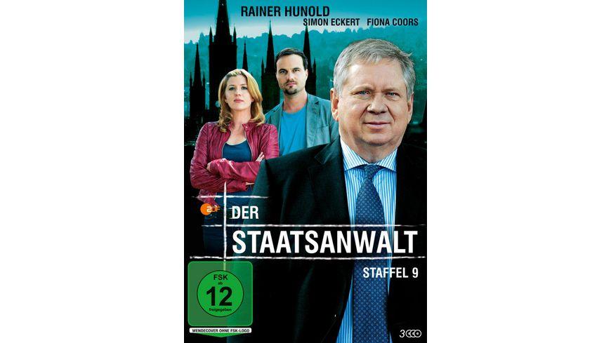 Der Staatsanwalt Staffel 9 3 DVDs