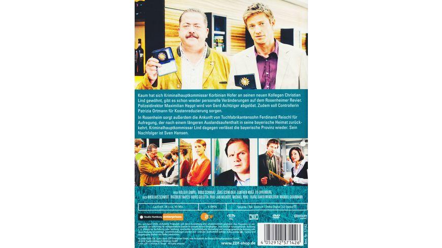 Die Rosenheim Cops Staffel 8 6 DVDs