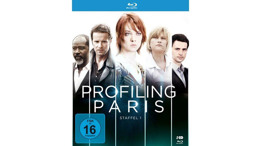 Profiling Paris Staffel 1 2 BRs