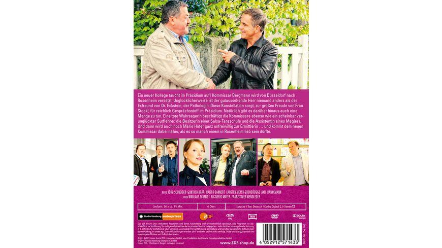Die Rosenheim Cops Die kompl St 13 6 DVDs