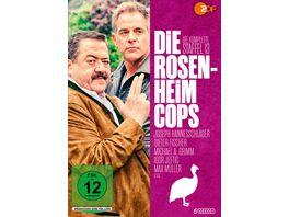 Die Rosenheim Cops Die komplette Staffel 13 6 DVDs