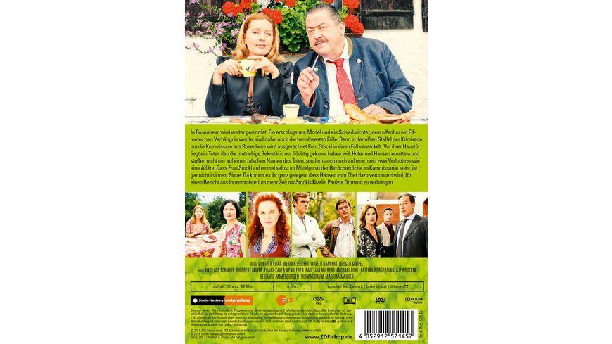 Die Rosenheim Cops Staffel 11 6 DVDs