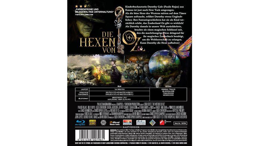 Die Hexen von Oz Extended Uncut Edition
