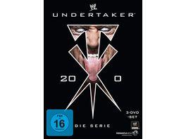 Undertaker Die Serie 3 DVDs