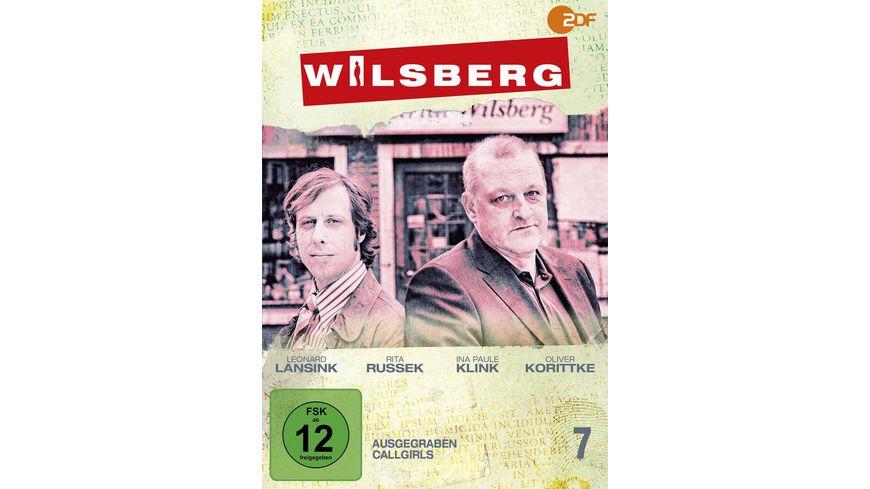 Wilsberg 7 Ausgegraben Callgirls