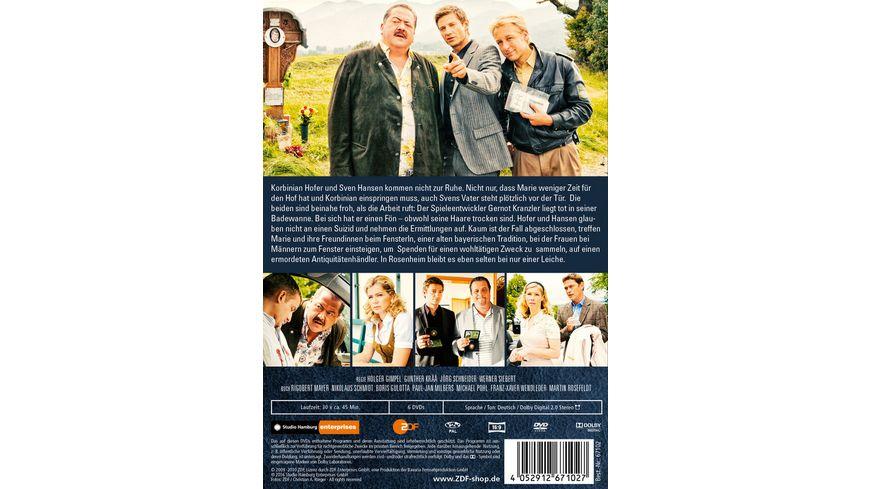 Die Rosenheim Cops Staffel 9 6 DVDs