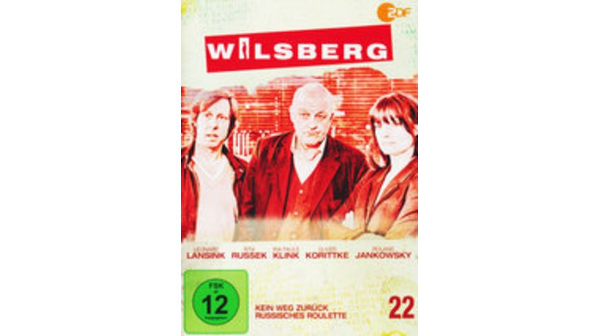 Wilsberg 22 Kein weg zurueck Russisches Roulette