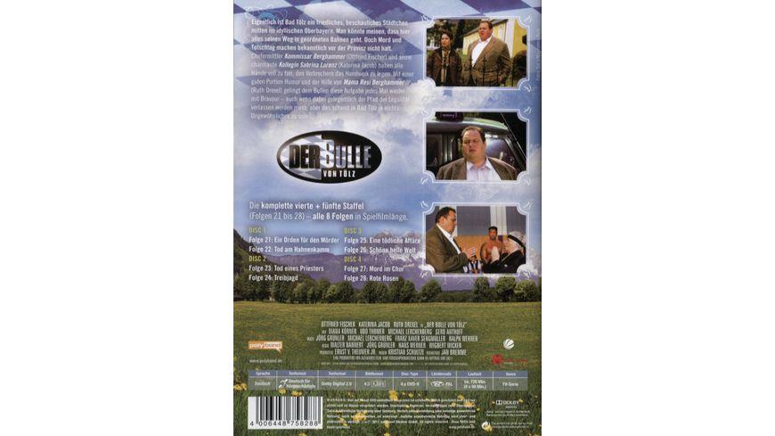 Der Bulle von Toelz Staffel 4 5 4 DVDs
