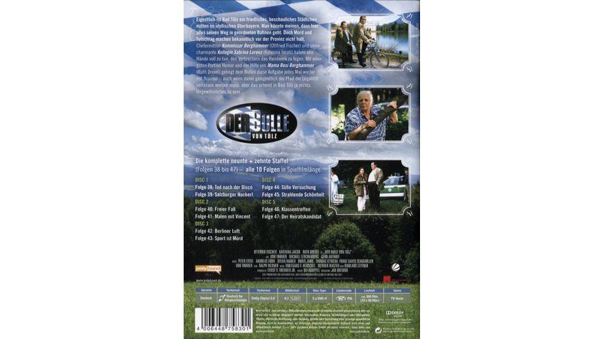 Der Bulle von Toelz Staffel 9 10 5 DVDs