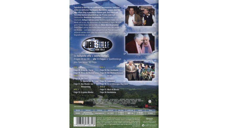 Der Bulle von Toelz Staffel 11 12 6 DVDs