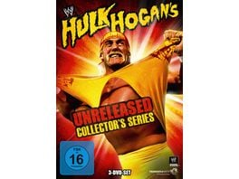 Hulk Hogan Unreleased Collector s Series 3 DVDs