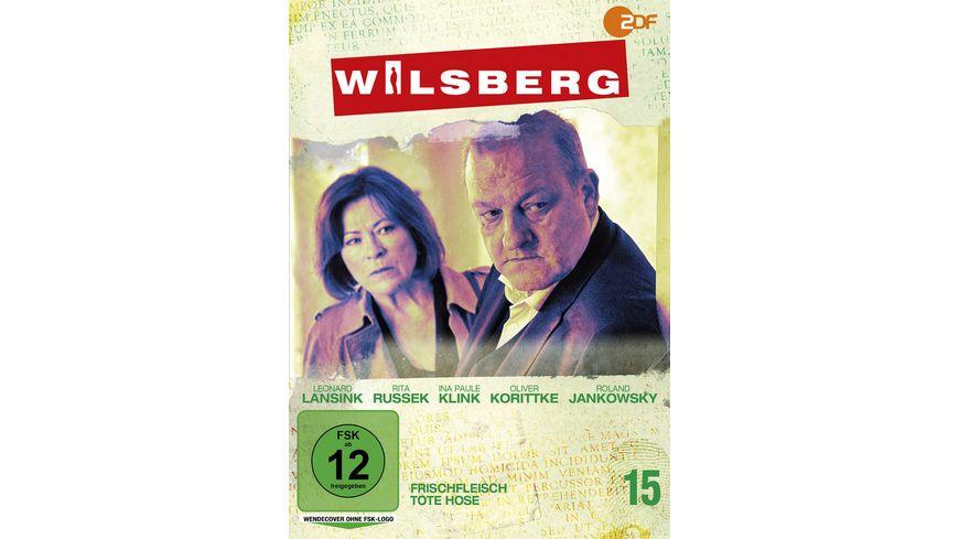 Wilsberg 15 Frischschfleisch Tote Hose