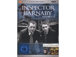 Inspector Barnaby Collector s Box 1 Vol 1 5 21 DVDs