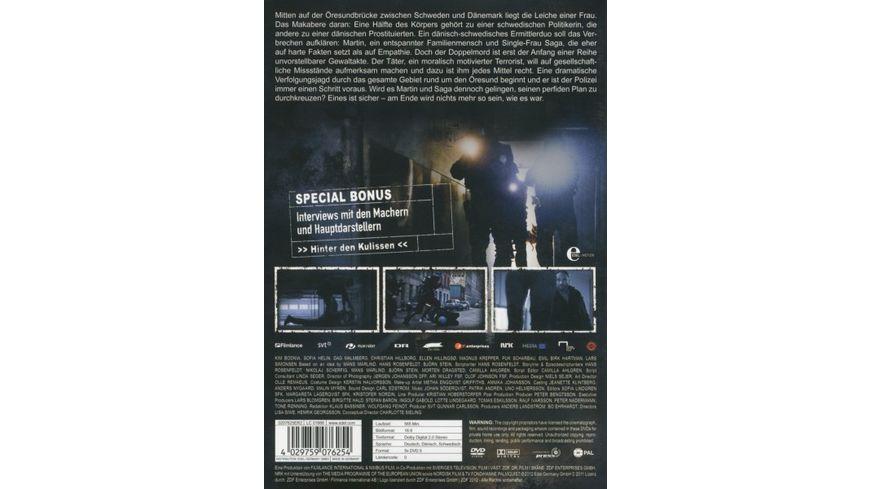 Die Bruecke Transit in den Tod Staffel 1 5 DVDs