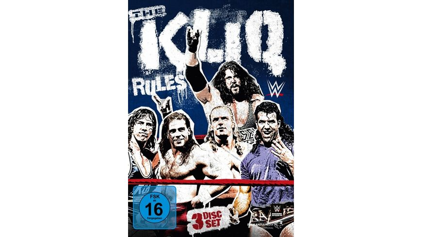 The Kliq Reunion Show Documentary 3 DVDs