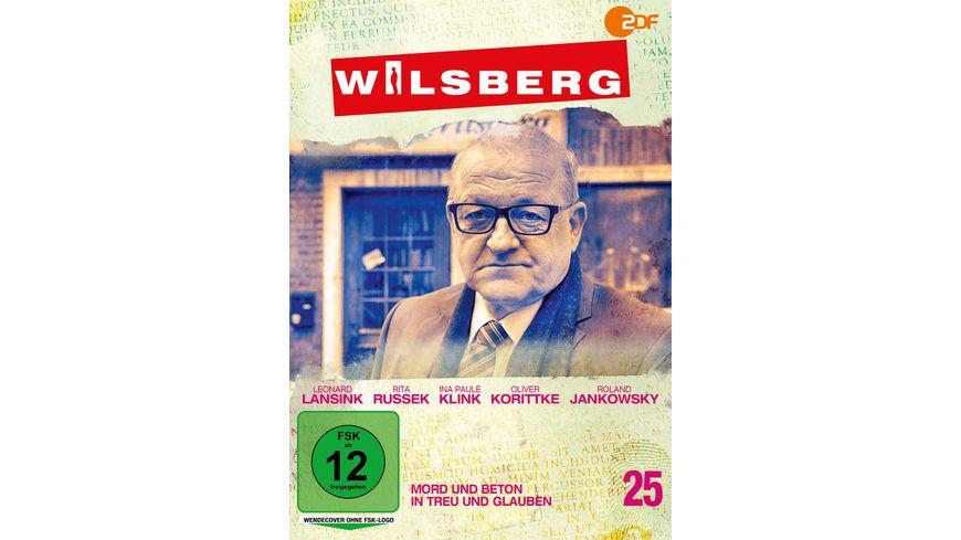 Wilsberg 25 Mord und Beton In Treu und