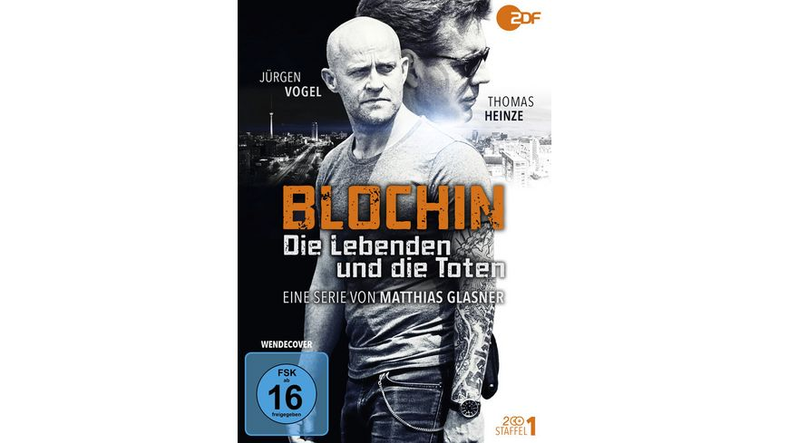 Blochin Die Lebenden und die Toten Staffel 1