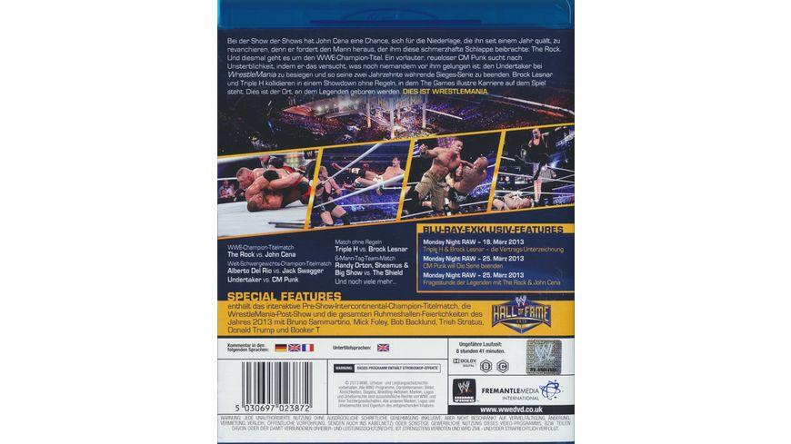 Wrestlemania 29 2 BRs