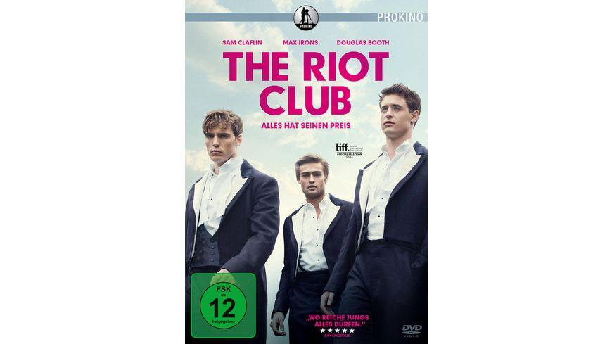 The Riot Club Alles hat seinen Preis