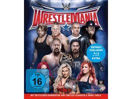 Wrestlemania 32 2 BRs
