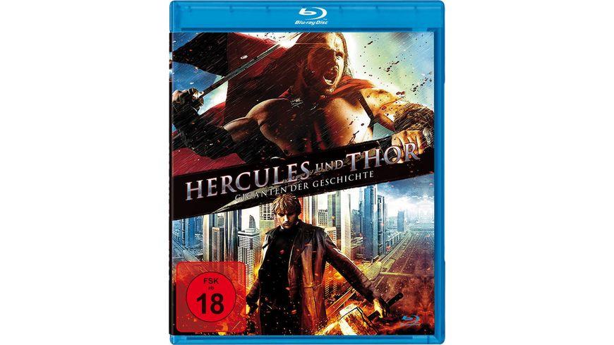 Hercules und Thor Giganten der Geschichte 2 BRs