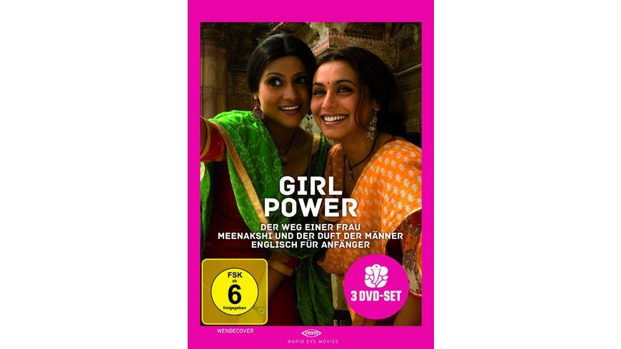 Girl Power 3 DVDs