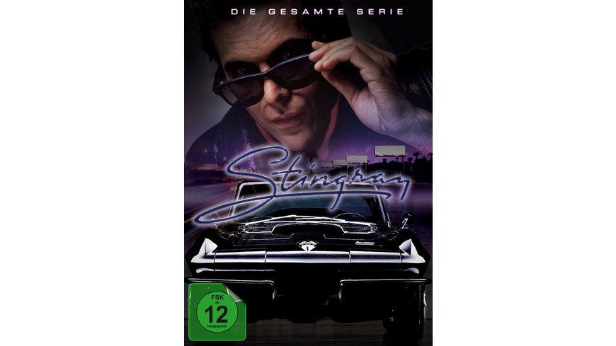 Stingray Die komplette Serie 9 DVDs