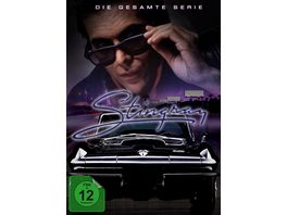 Stingray Die komplette Serie 9 DVDs